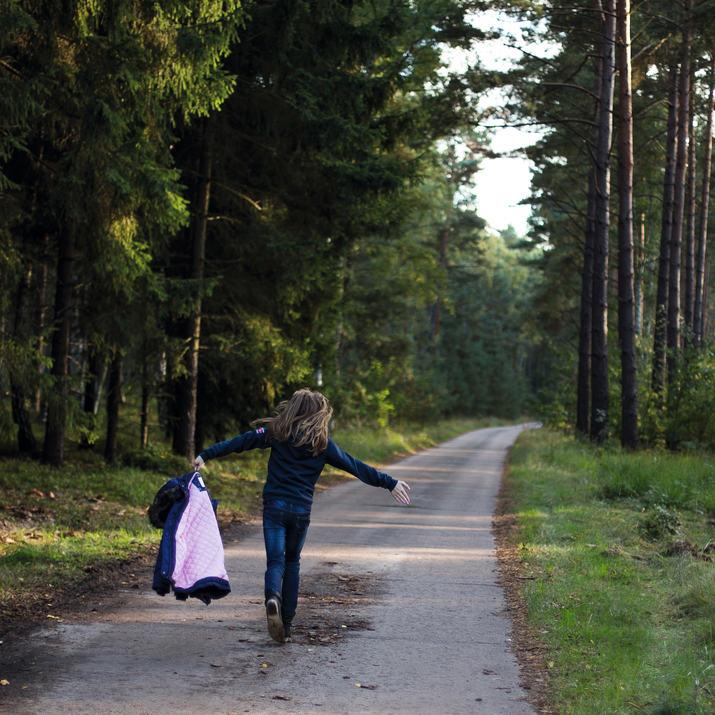 "Ausflug in den Wald in Nord-Wales - ""Tannengrün-Outing"" @ Parkplatz des Ruthin Arts and Craft Centre"