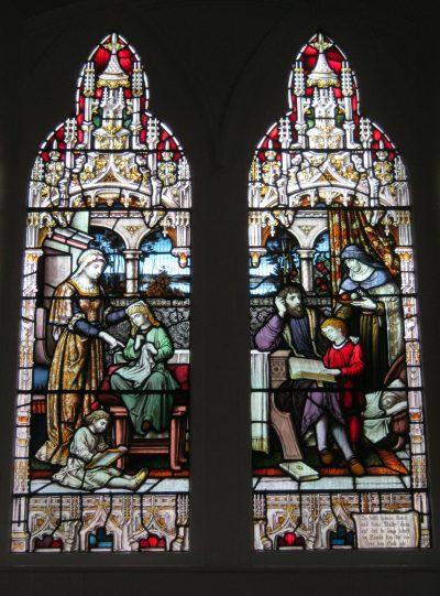 Andacht und Jahresgemeindeversammlung in Bradford @ Deutsche Kirche