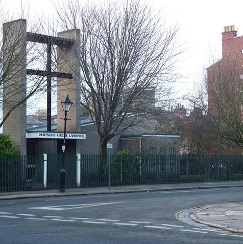 Gottesdienst in Liverpool @ Deutsche Kirche