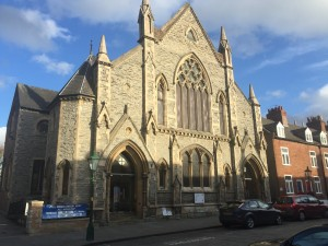 Gründonnerstagsottesdienst m. A. in Lincoln @ Bailgate Methodist Church