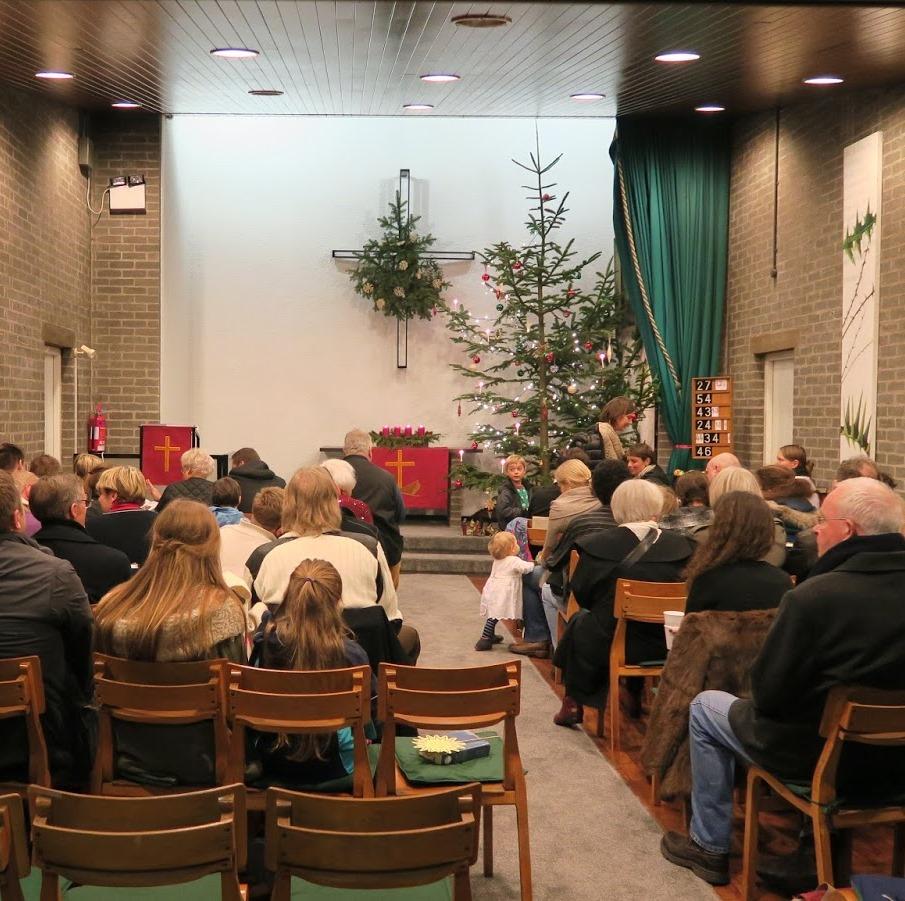 Heilig Abend in Liverpool @ Deutsche Kirche