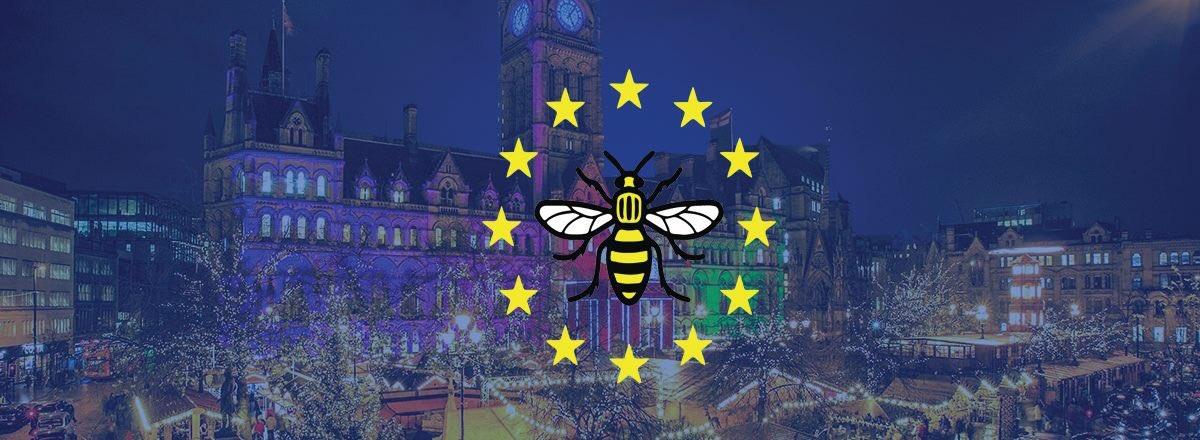 Anti-Brexit: Singkreis Manchester singt Weihnachtslieder auf dem ...