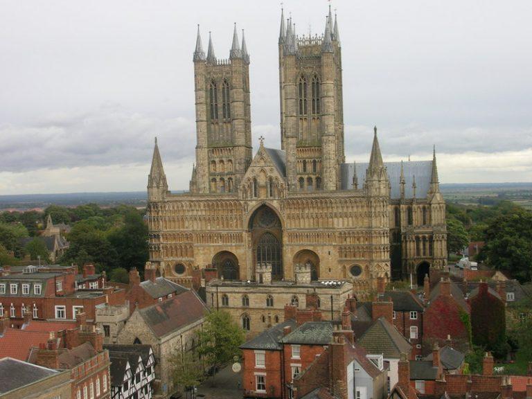 Gemeindeausflug East Midlands nach Lincoln